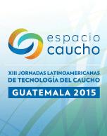 XIII Jornadas Latinoamericanas de Tecnología del Caucho 2015