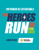 The Heroes Run 2016