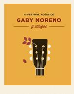 lll Festival Acústico Gaby Moreno y amigos 2016