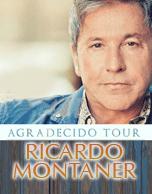 Ricardo Montaner Agradecido Tour 2016