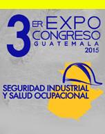 3er Expo Congreso Seguridad Industrial y Salud Ocupacional 2015