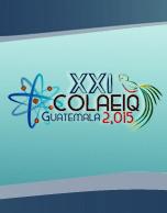 XXl Congreso Latinoamericano de Estudiantes Ingeniería Química 2015