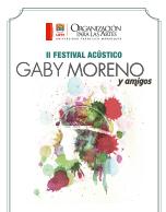 2do Festival Acústico Gaby Moreno y amigos 2015
