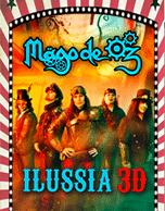 Mago de Oz Ilussia 3D