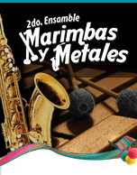 2do. Ensamble de Marimbas y Metales 2015