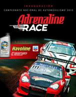 Adrenaline Race 1a Fecha Campeonato Nacional de Automovilismo 2015