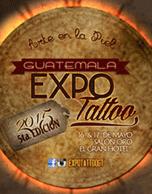 Expo Tattoo Gt 2015 (5a. Edición) Día 1
