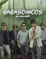 Babasónicos 2015