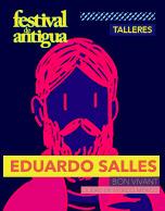 Taller EDUARDO SALLES Cómo prenderle fuego al mundo 2015