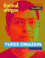 Taller YUREX OMAZKIN Diseñar un dibujo 2015