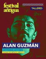 Taller ALAN GUZMAN Hand-Lettering 2015