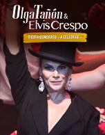 Olga Tañon y Elvis Crespo 2015