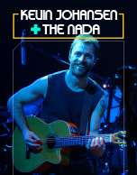 Kevin Johansen + The Nada