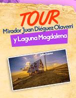 Fotobus Mirador Juan Diéguez Olaverri y Laguna Magdalena