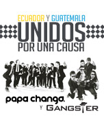 Papá Changó y Gangster