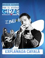 Gira Refrescante Pepsi 2017 - Explanada Cayalá