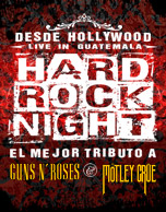 Hard Rock Night 2014
