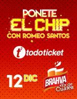 Ponte el Chip con Romeo Santos 2015