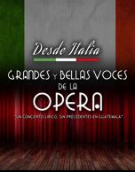 Grandes y Bellas Voces de la Ópera
