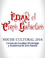 Idan El circo galáctico - Colegio Winbridge