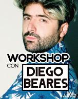 Workshop de Actuación y Montaje con Diego Beares