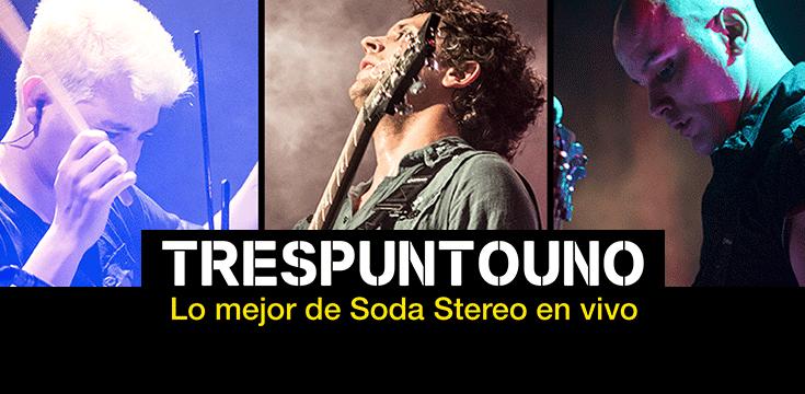 Tributo Soda Stereo