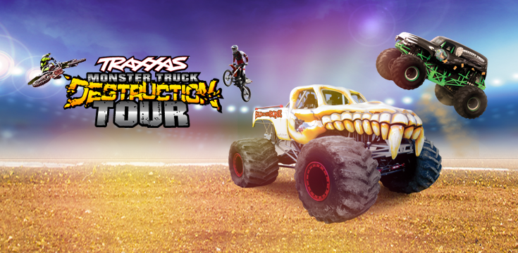 Monster Trucks Destruction