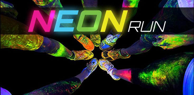 Neon Run 2014