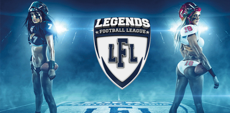 Legends Football League LFL 2015