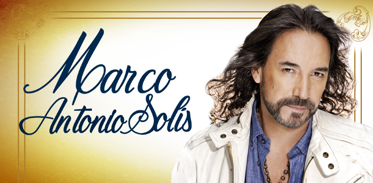 Marco Antonio Solis Por Amor Amor World Tour 2015