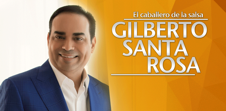 Gilberto Santa Rosa 2016