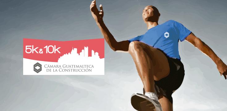 Carrera Cámara Guatemalteca de la Construcción a Beneficio de TECHO 2015