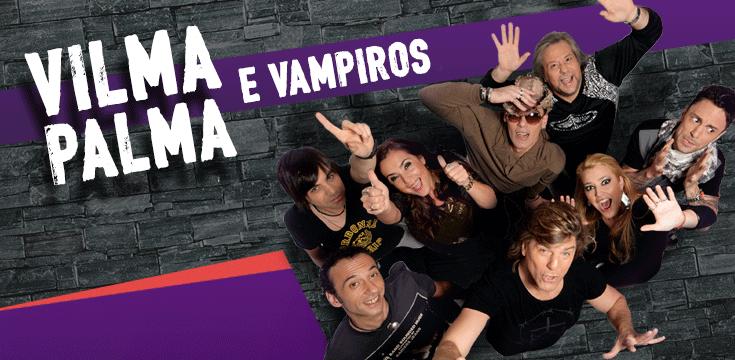Vilma Palma e Vampiros 2015